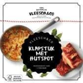 Vleesch&Co recept Klapstuk met hutspot natuurvlees