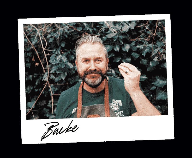 Bauke van der Veen, oprichter Vleesch&Co
