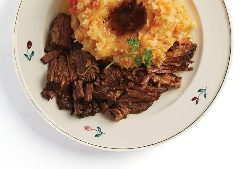 Vleesch&co stoofvlees bereiden