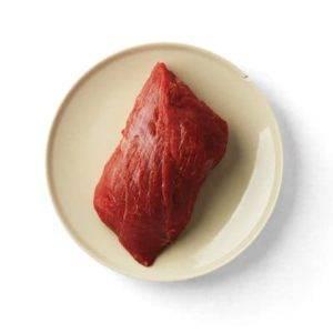 Vleesch&Co dry aged kogelbiefstuk