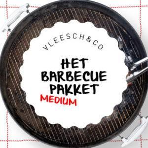 Vleesch&co barbecue pakket Natuurvlees