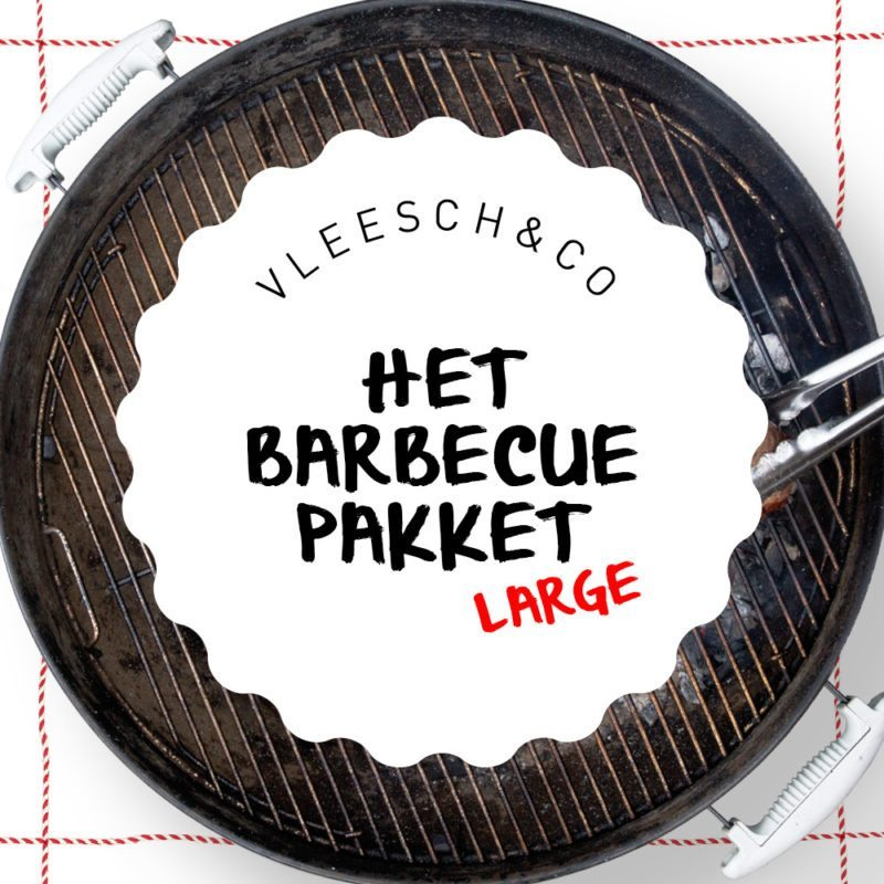 barbecue pakket L