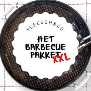 Vleesch&co BBQ Pakket XXL