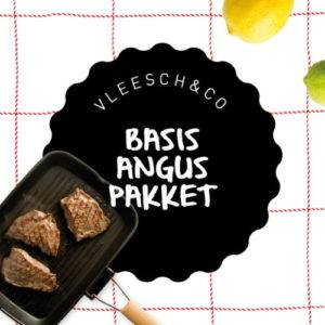 Vleesch&co basispakket Aberdeen black Angus