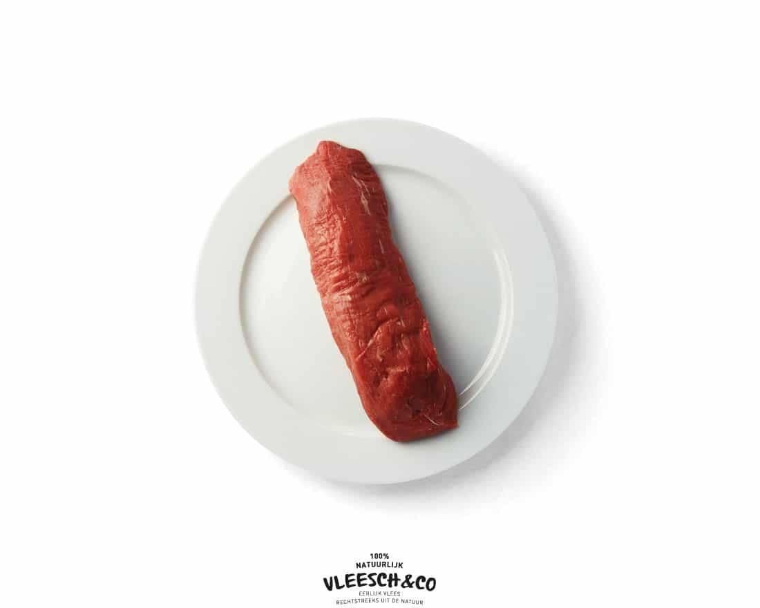Vleesch&co carpaccio logo