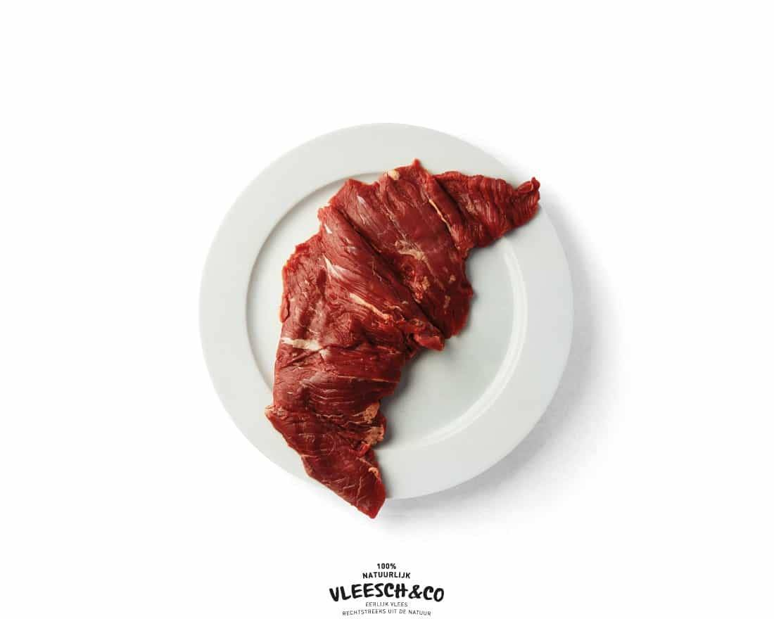 Vleesch&co bavette logo