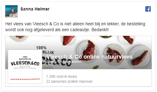 Vleesch & Co Review