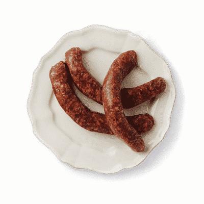 Vleesch&Co braadworst saucijs natuurvlees