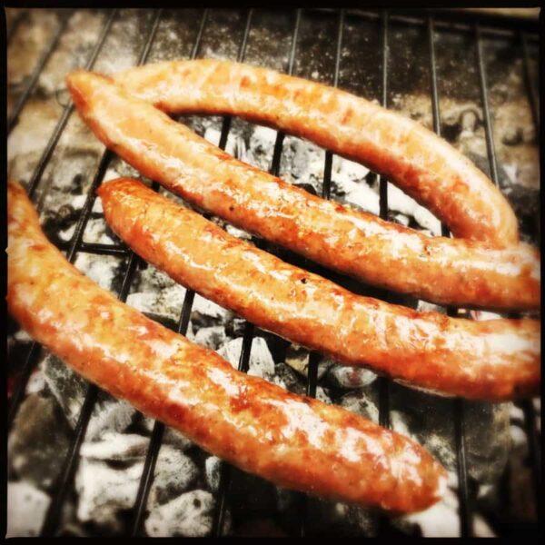 Vleesch&co Chipolata op de grill barbecue pakket