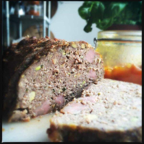 Vleesch&co gehaktbrood polpetone