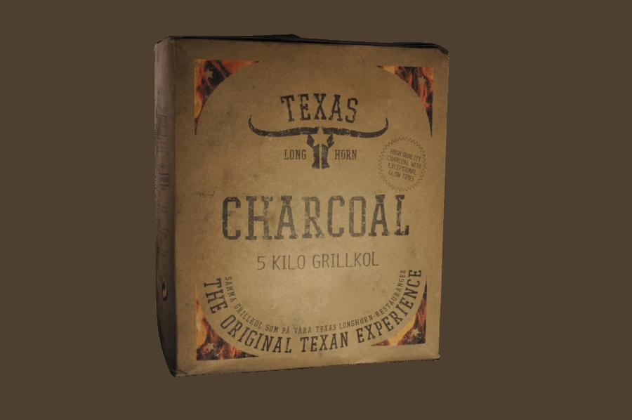 Houtskool - Premium Charcoal - Vleesch&Co