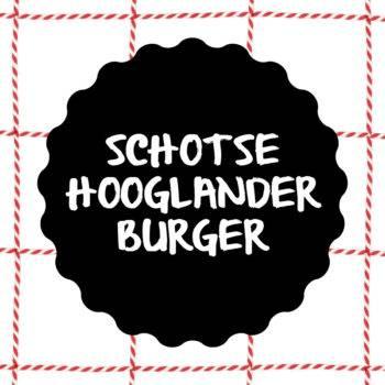 Vleeschenco Schotse Hooglanderburger-XL