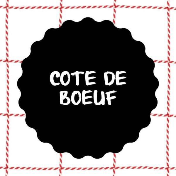 Vleeschenco Cote de Boeuf