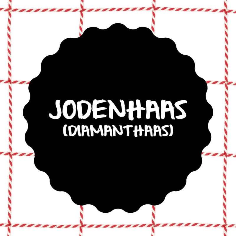 Vleeschenco Jodenhaas Diamanthaas