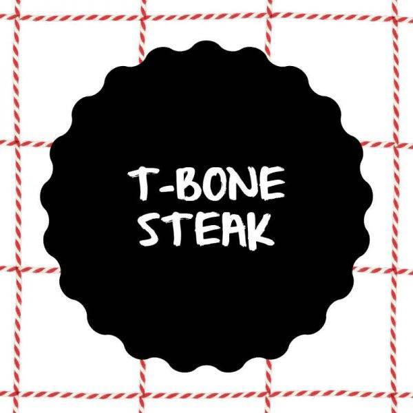 Vleeschenco T-bone steak
