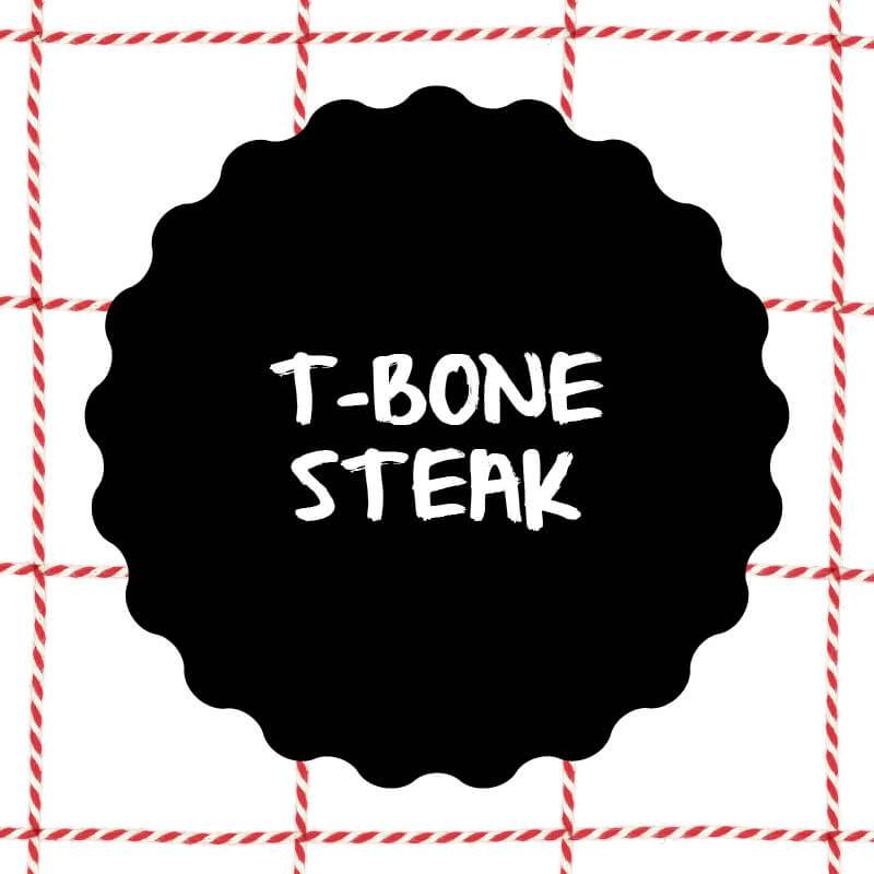 Vleeschenco T-bone steak