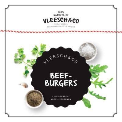 Vleeschenco recept hamburger beefburger