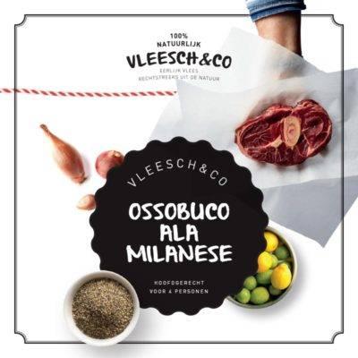 Vleeschenco recept Ossobuco ala Milanese
