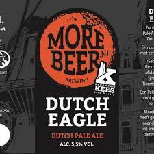 VleeschenCo bierworst Scandinavisch Dutch Eagle