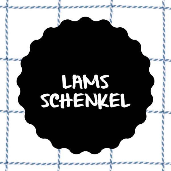 Vleesch&Co Lamsschenkel