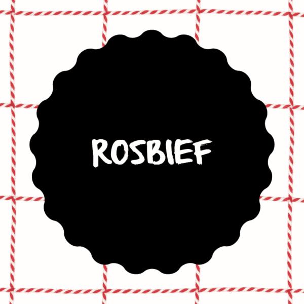 Vleesch&Co Rosbief rookvlees