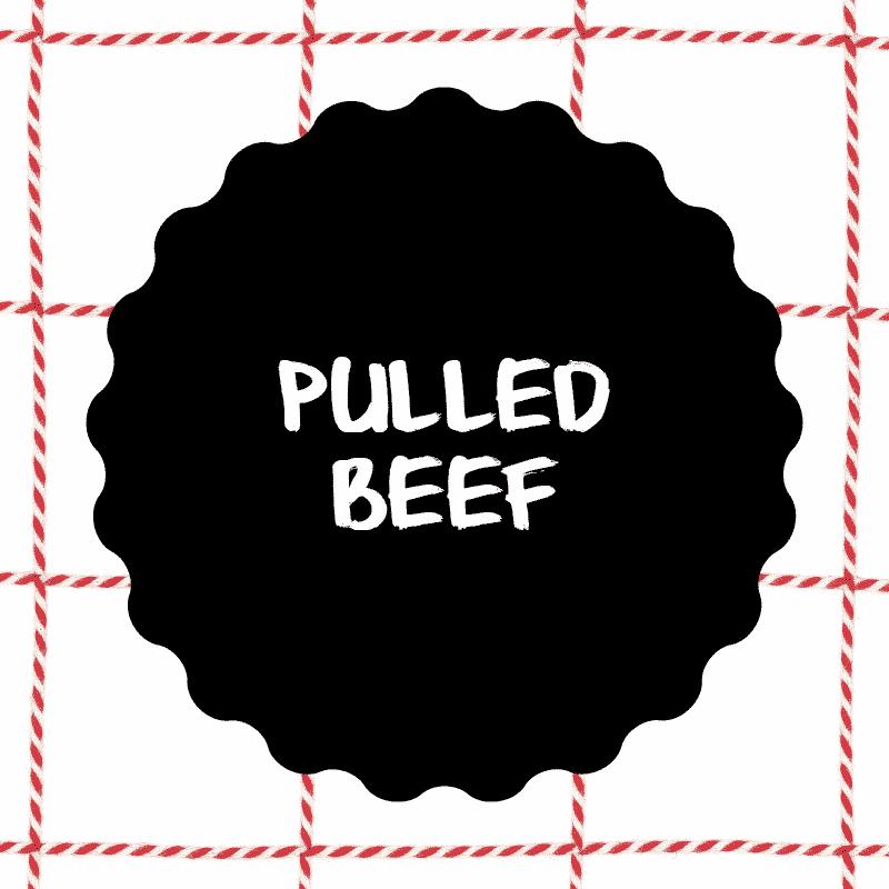 Vleesch&Co Pulled Beef