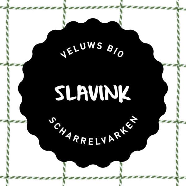 Vleesch&Co Slavinken Veluws scharrelvarken bio