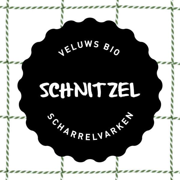 Vleesch&Co Schnitzel Veluws scharrelvarken bio