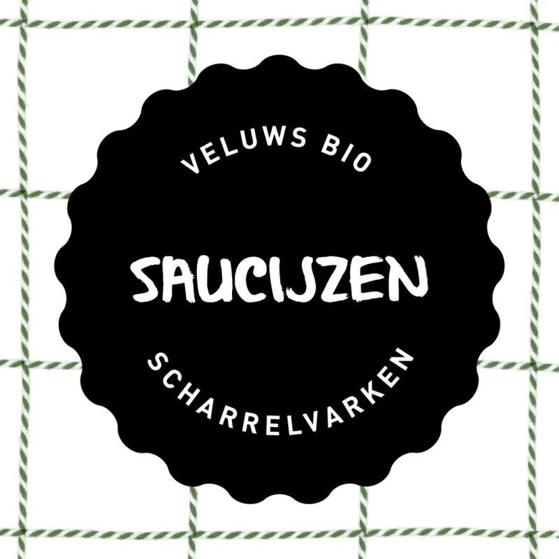 Vleesch&Co Saucijzen Veluws scharrelvarken bio