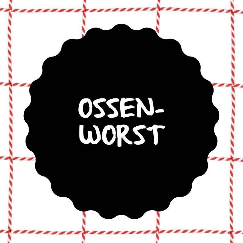 Vleesch&Co gerookte Ossenworst
