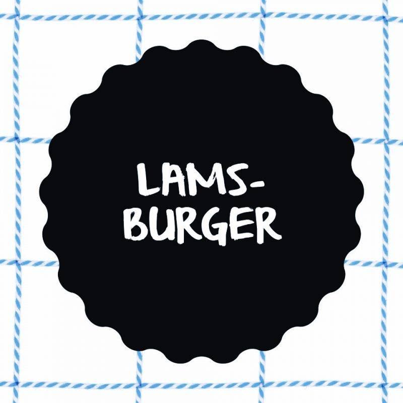 Vleesch&Co lamsburger