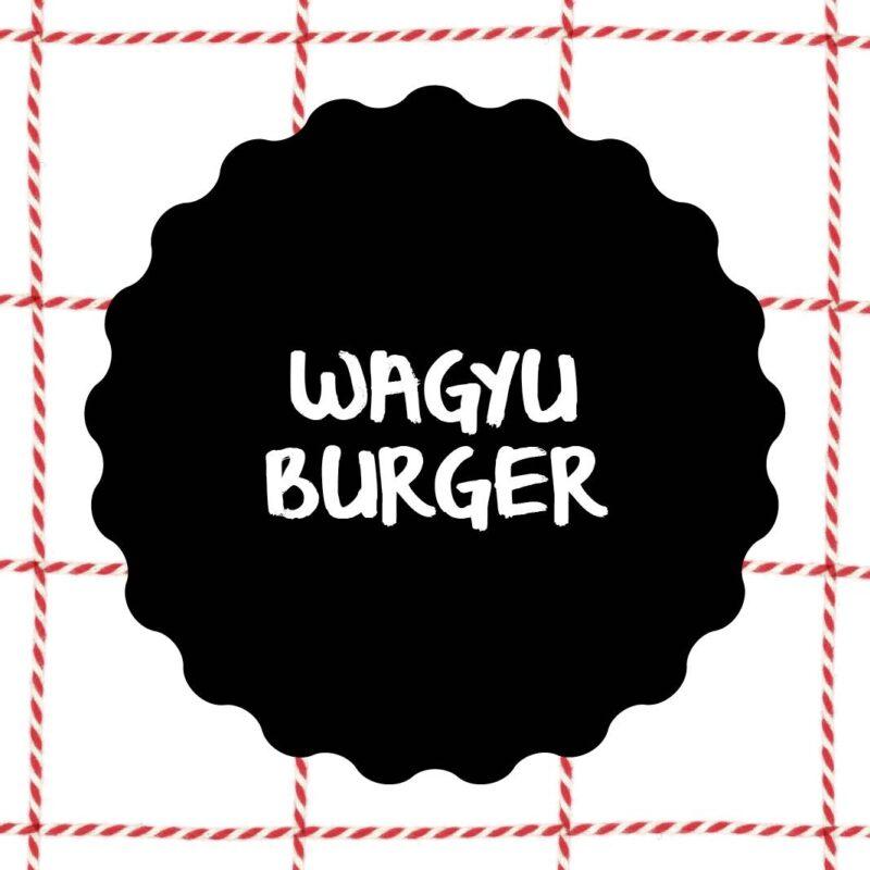 Vleesch&Co Wagyuburger