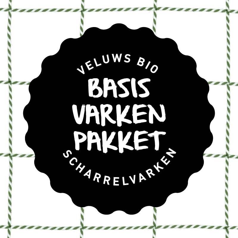 Vleesch&Co basispakket scharrelvarken