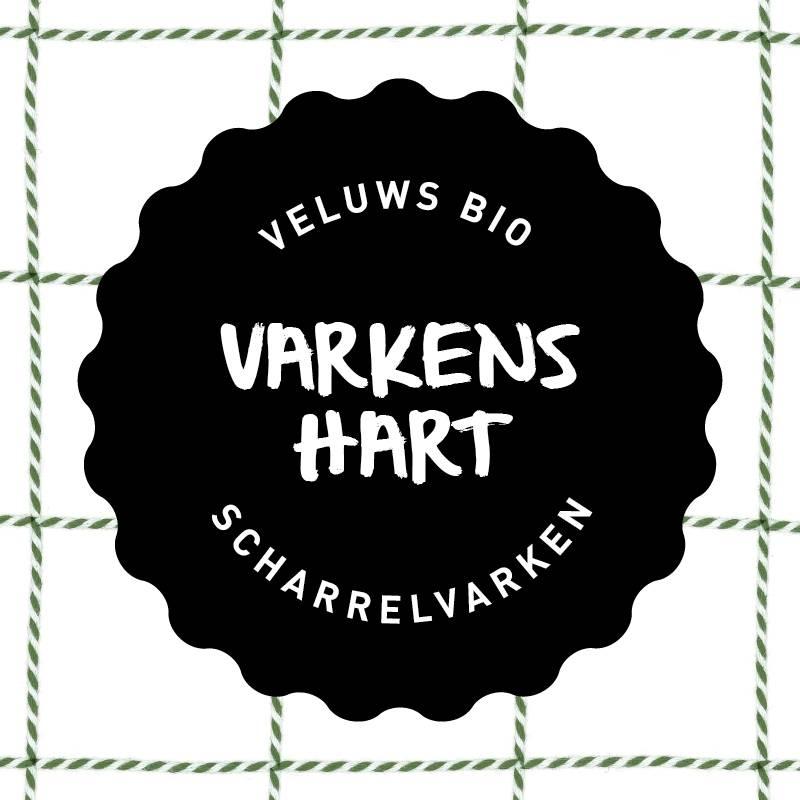 Vleesch en co Scharrelvarken varkenshart