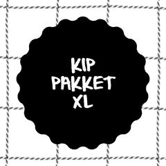Vleesch en Co Kippakket XL