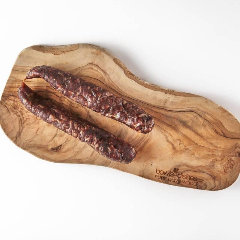 Vleesch & Co Droge lamsworst
