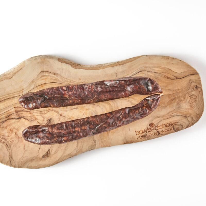 Vleesch & Co Droge worst peper