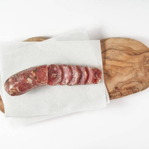Vleesch & Co droge worst Scharrelvarken