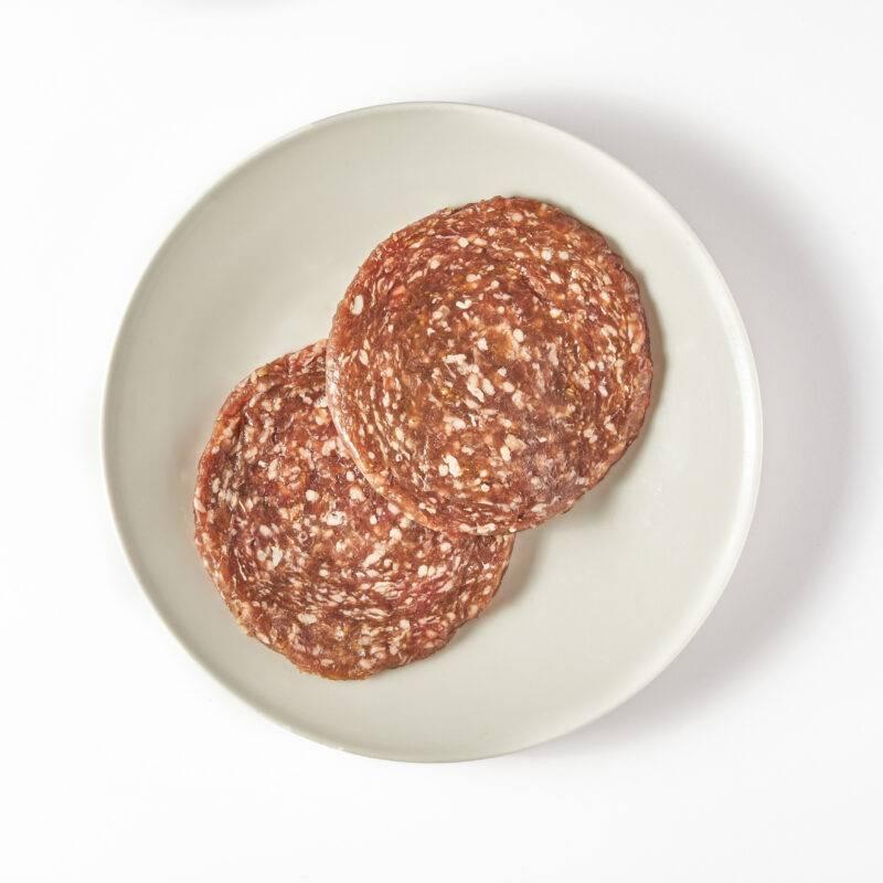 Vleesch & Co Lamsburger