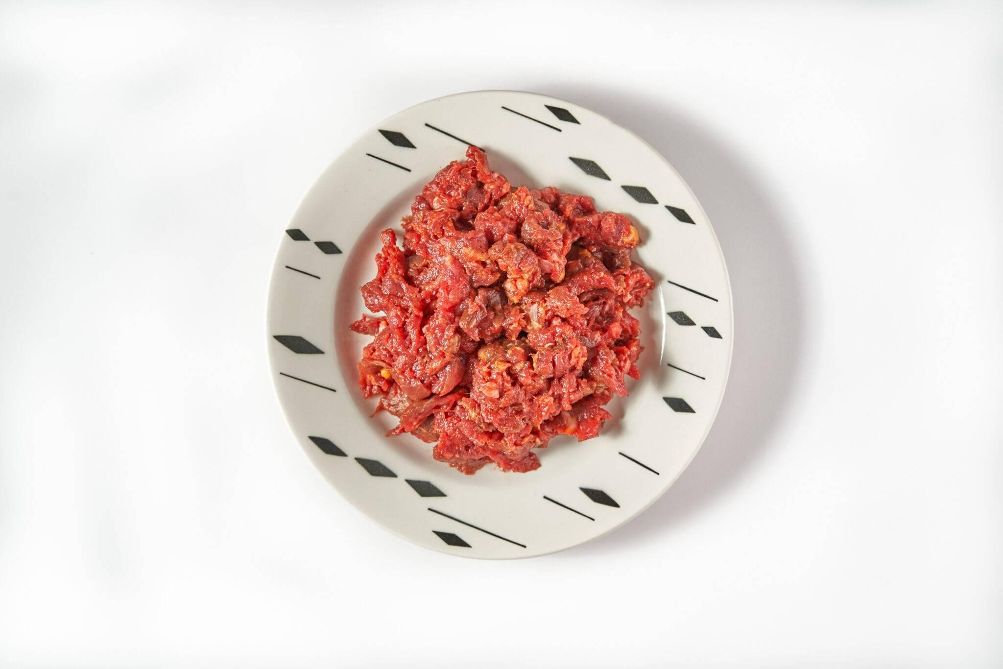 Vleesch & Co Lamsshoarma