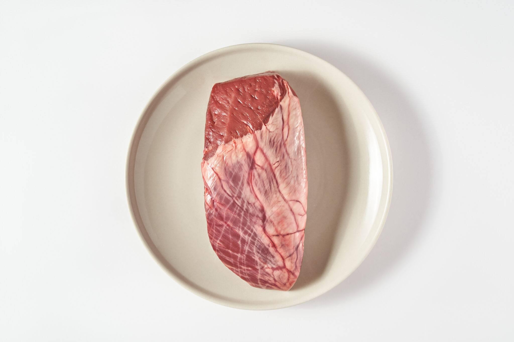 Vleesch & Co Runderhart