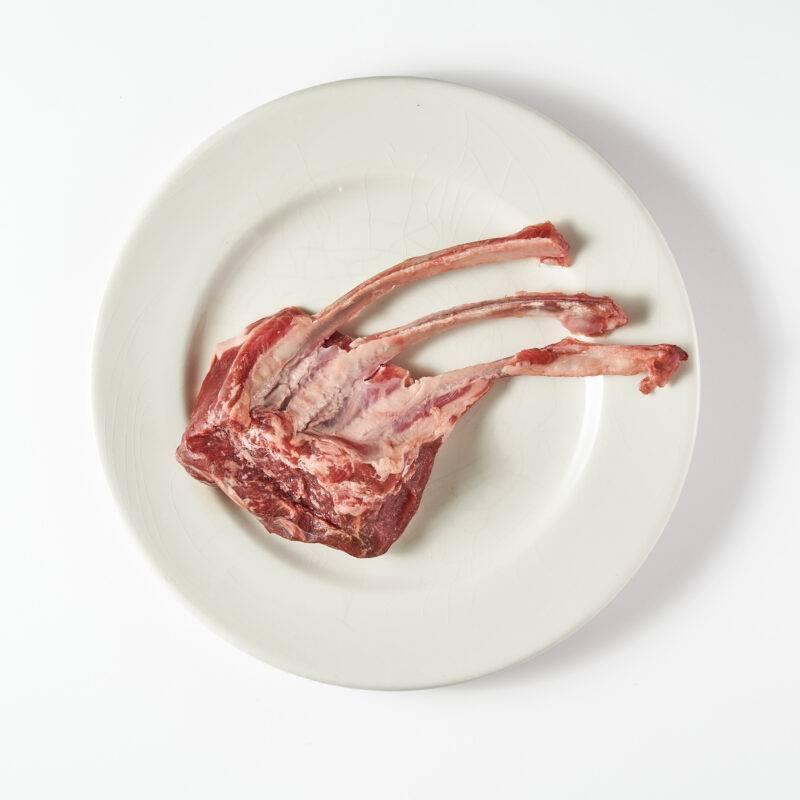 Vleesch & Co lamsrack