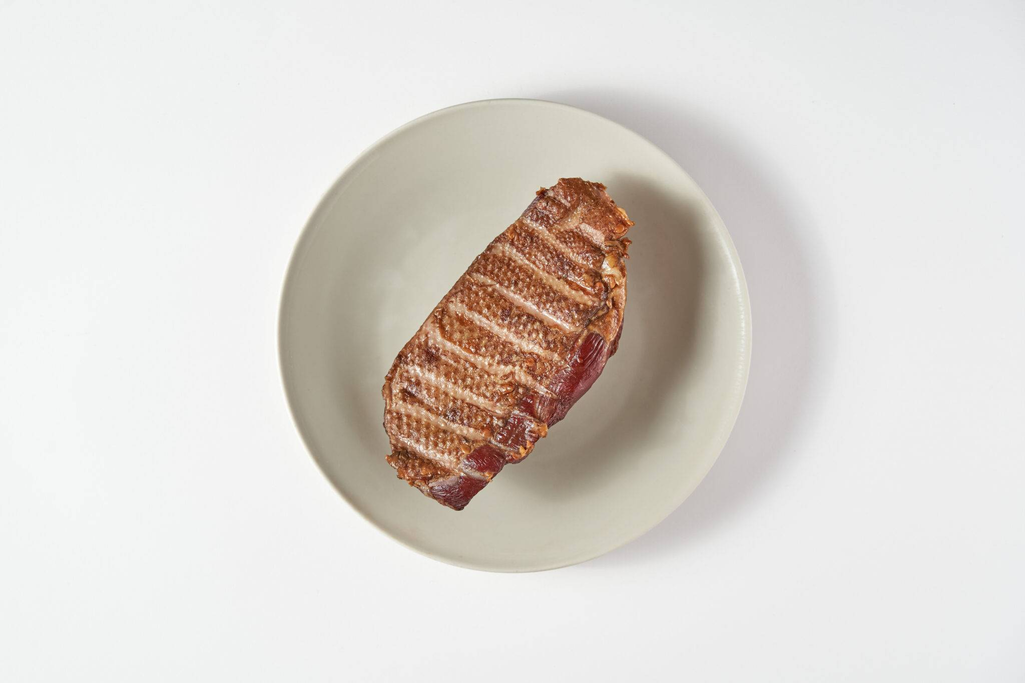 Vleesch & Co Ganzenborst gerookt