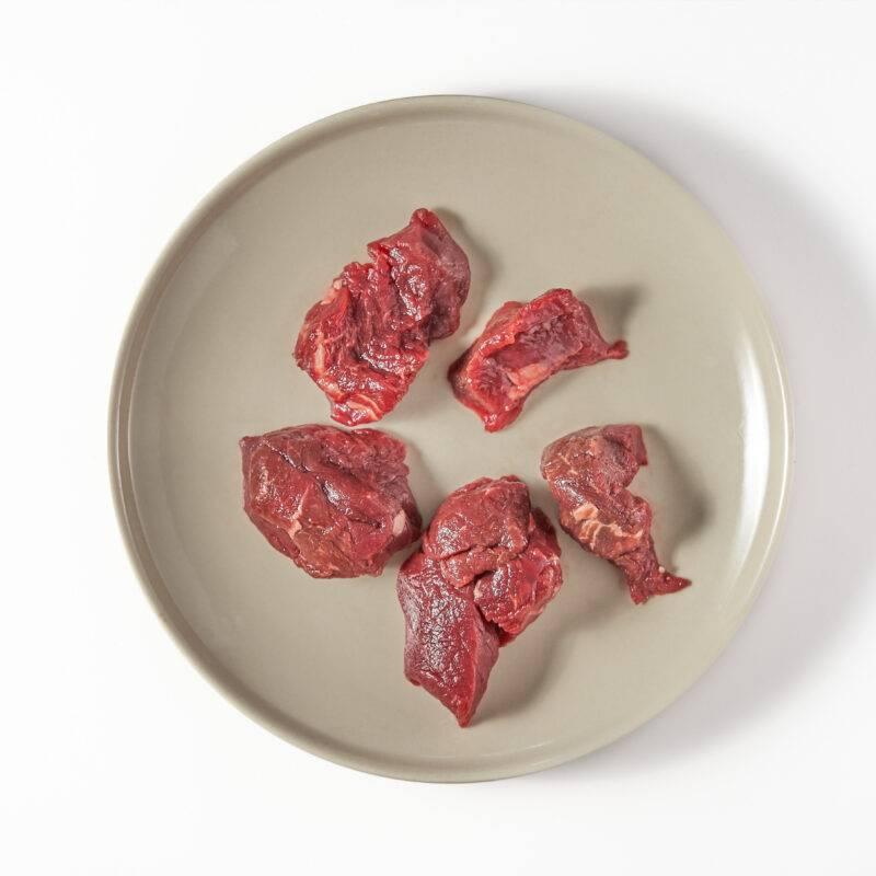 Vleesch & Co Ossenhaaspuntjes