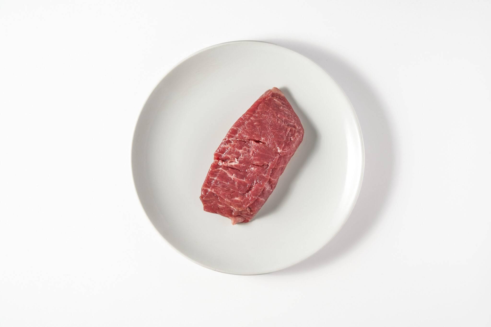 Vleesch & Co Flat iron steak