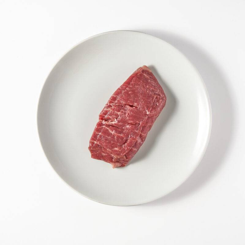 Vleesch & Co Flat iron steak