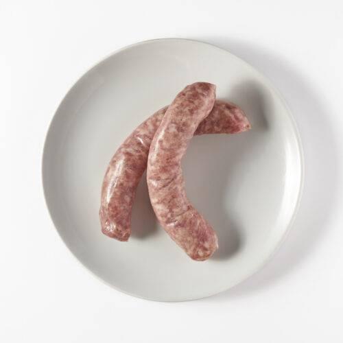 Vleesch & Co varkenssaucijs scharrelvarken