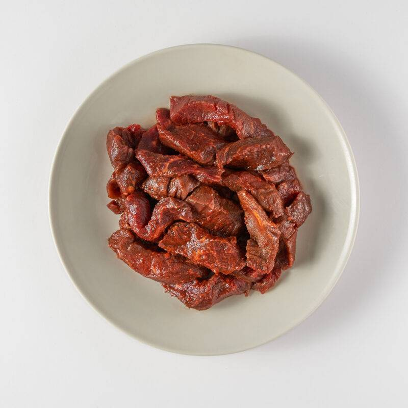 Vleesch & Co Rundershoarma