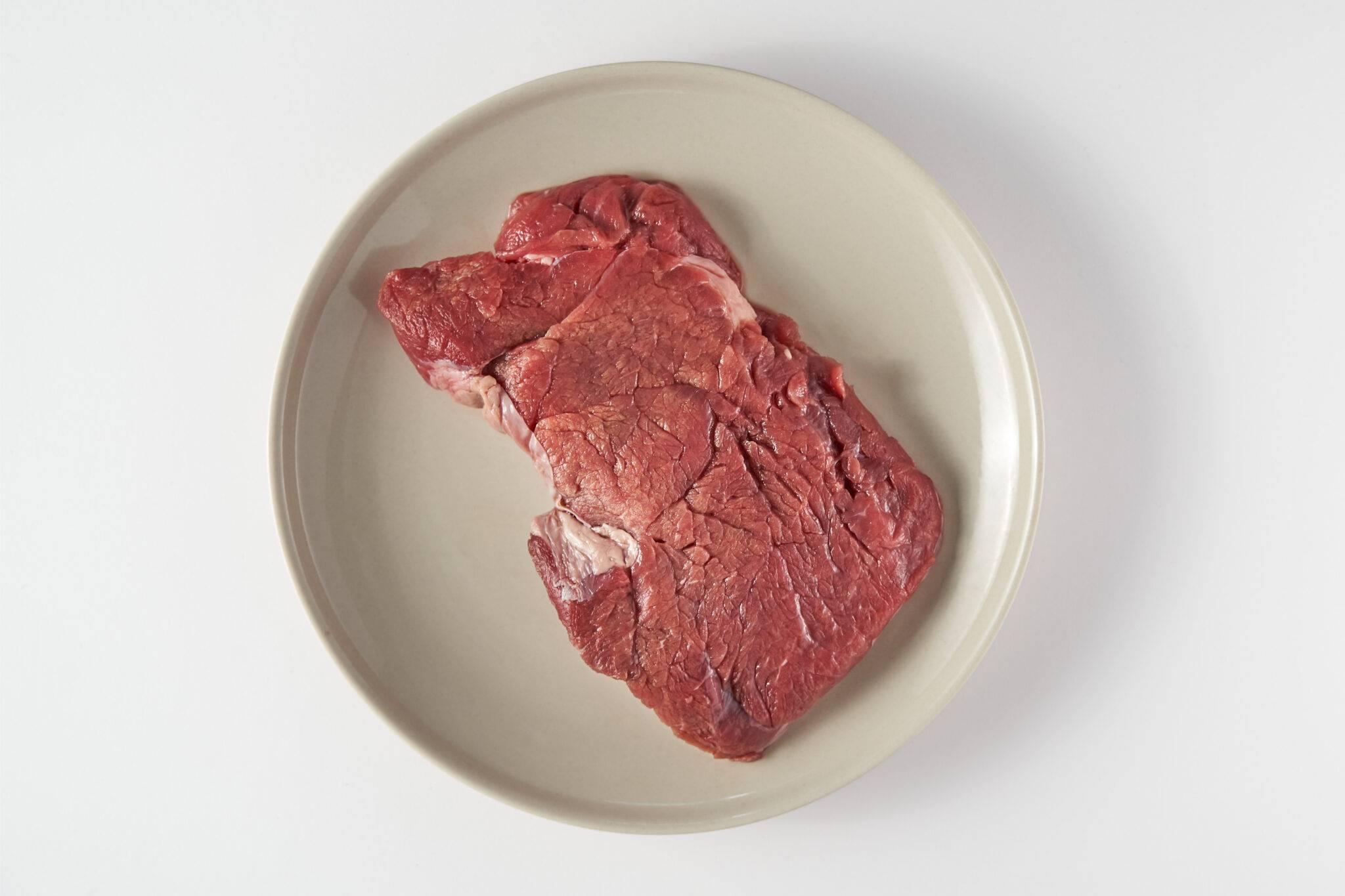 Vleesch & Co Ribstuk