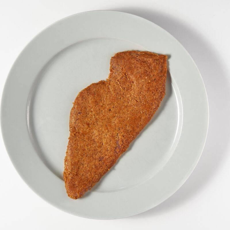 Vleesch & Co Gepaneerde schnitzel van scharrelvarken